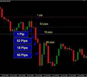 Bearish Bar Trailing Stop system