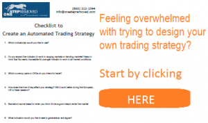 checklist trading strategy details
