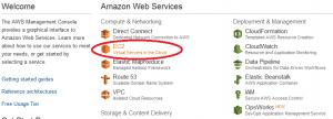 AWS EC2 Service Option